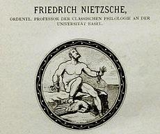 Nietzsche: El nacimiento de la tragedia, pt. 1/3