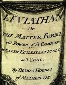 Hobbes y El leviatán, pt. 2/2